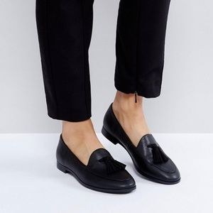 London Rebel Tassel Loafers